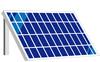 壊して太陽光発電の図
